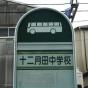 十二月田という地名
