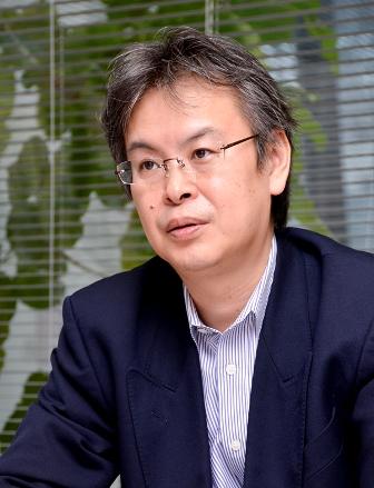 福永雅文氏