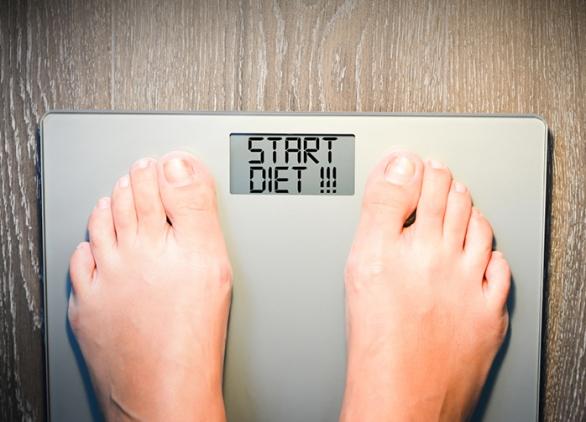 近い将来、体重計から「痩せろ」と言われるかも?(photo by adrian_ilie825/fotolia)
