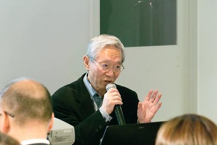 阿部紘久先生