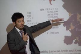 アフリカで50社を経営する金城拓真氏