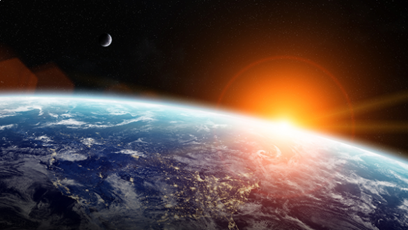 地球を実感する「宇宙からの視点...