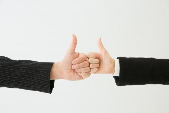上司と部下、お互いに気持ちよく仕事をするには…(photo by buri/photoAC)
