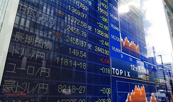 為替・金利・政治イベント……。株式市場にはすべての動きが影響を及ぼしている(photo by moonrise/fotolia)