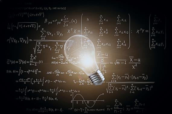 超難問を解く糸口を見つけることができますか?(photo by peshkov/fotolia)