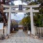 神戸・御影の弓弦羽神社