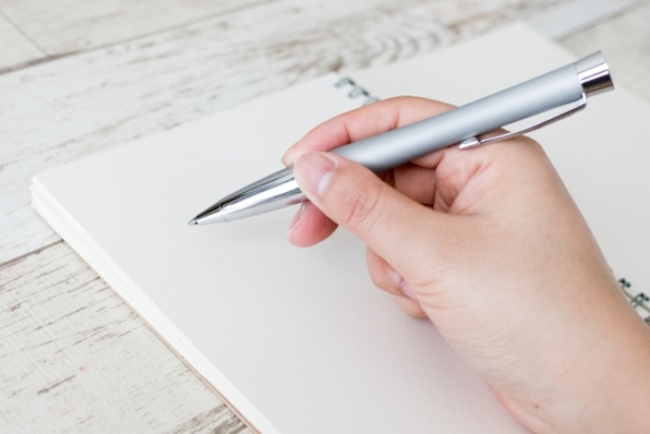 ただ「書く」だけで、ストレスが減る理由 – 日本実業出版社