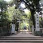 氷川神社と勝海舟邸