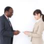 会社の実務相談 「長期アルバイトからの正規雇用/名刺がないときの会合」