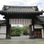 ガイドブックに載らない京都(3) 山科の勧修寺