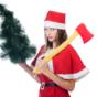 「クリスマスの予定は?」に対する、大人のカウンターの出し方